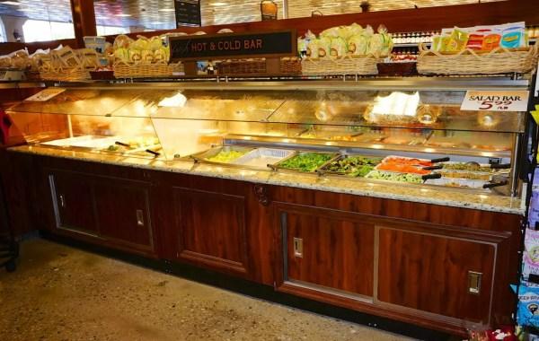 Island Salad Hot Food and Soup Bar - Estate Series - Atlantic Food Bars - ISHFB15663-SBE 2