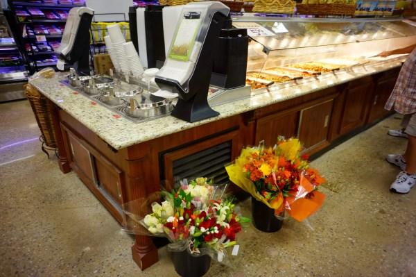 Island Salad Hot Food and Soup Bar - Estate Series - Atlantic Food Bars - ISHFB15663-SBE 3