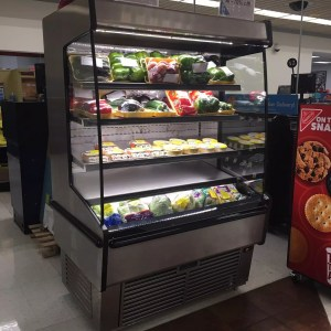 Multi-Deck Refrigerated Packaged Food Merchandiser - Atlantic Food Bars - MDR4835 1