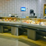 Refrigerated Seafood Display Cases on Pedestal Bases - Atlantic Food Bars - FSCN-W-P 6