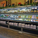 Salad Bar and Soup Bar with Overhead Refrigerated Grab and Go Canopy - Atlantic Food Bars - SLSB19236 SOG4836-RC 4