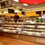 Sushi Bar and Sandwich Prep Station - Atlantic Food Bars - SILR 6