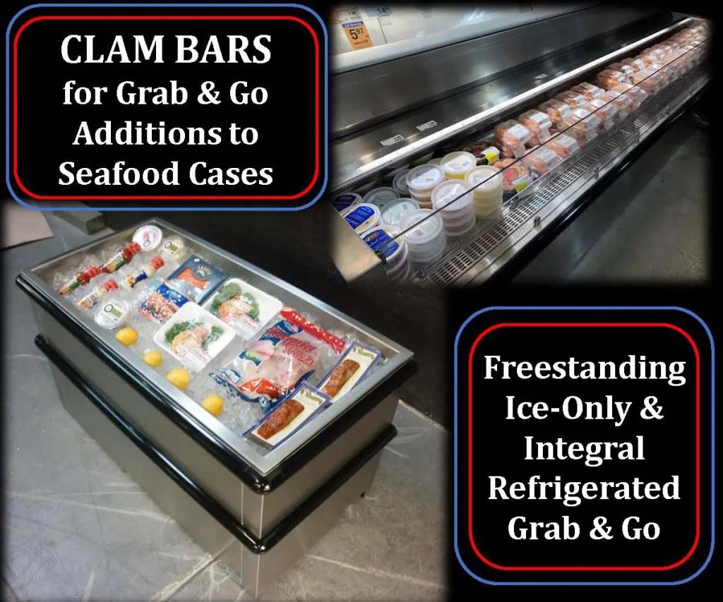 Atlantic SEAFood Bars - Fresh Seafood Merchandising Ideas - Guaranteed Leak Proof 5