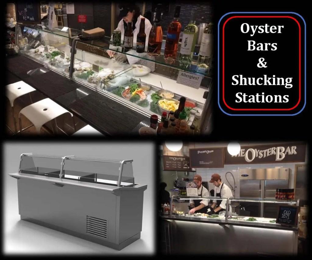 Atlantic SEAFood Bars - Fresh Seafood Merchandising Ideas - Guaranteed Leak Proof 6