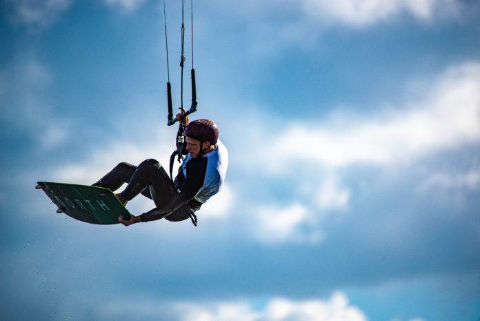 kitesurfing west coast