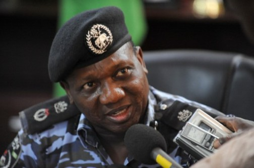 Inspector General of Police Ibrahim Idris