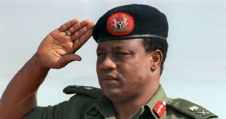 General I.B Babangida Rtd. Former Military Headof State of Nigeria