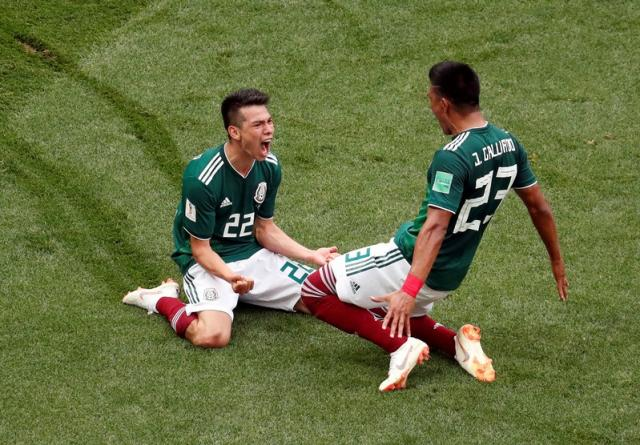 Shock win over Germany could help Mexico overcome last-16 jinx