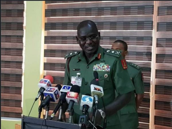 Army Chief Ignores Atiku's Warning, Unconstitutionally Dispatches Troops To Election Duties