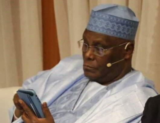 Atiku Says Death Threat To Suspected Ballot Box Snatchers Is An Offence Under Electoral Act