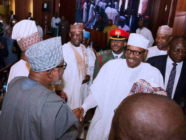 Buhari, APC Governors Perfect Plot To Rig March 23 Supplementary Polls
