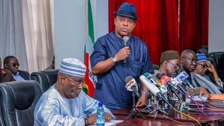 Election Petition: PDP Accuses INEC Chair Of Refusing Atiku Access To Inspect Materials