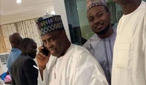Wamakko And Sokoto APC Guber Candidate Aliyu Called To Congratulate Tambuwal