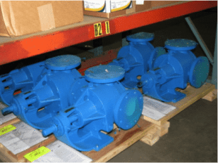 Hayes Pump Distributor Inventory