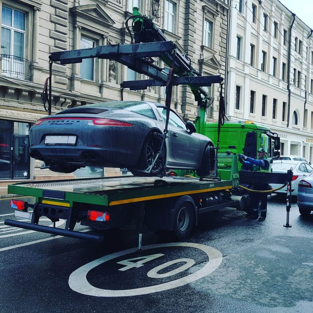 Cheap Car Towing Melbourne