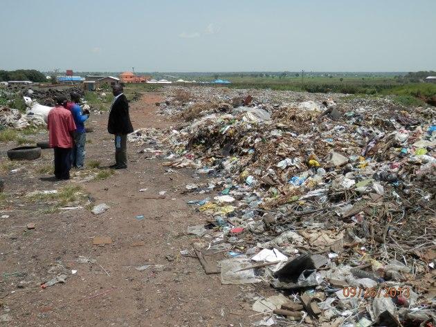 Kaduna Landfill Buwaya