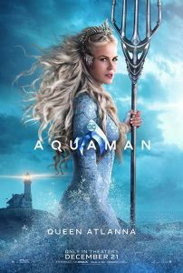 Nicole Kidman în rolul reginei Atlanna și mama lui Aquaman