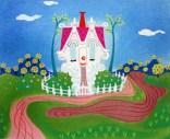 The Little House Mary Blair