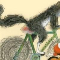 Lupo e cane insoliti cugini