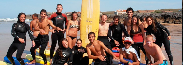 participants-in-cantabria-surfcamp
