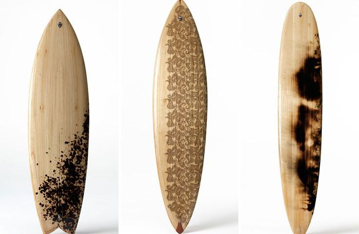 How To Make Your Own Wooden Surfboard Atlantik Surf