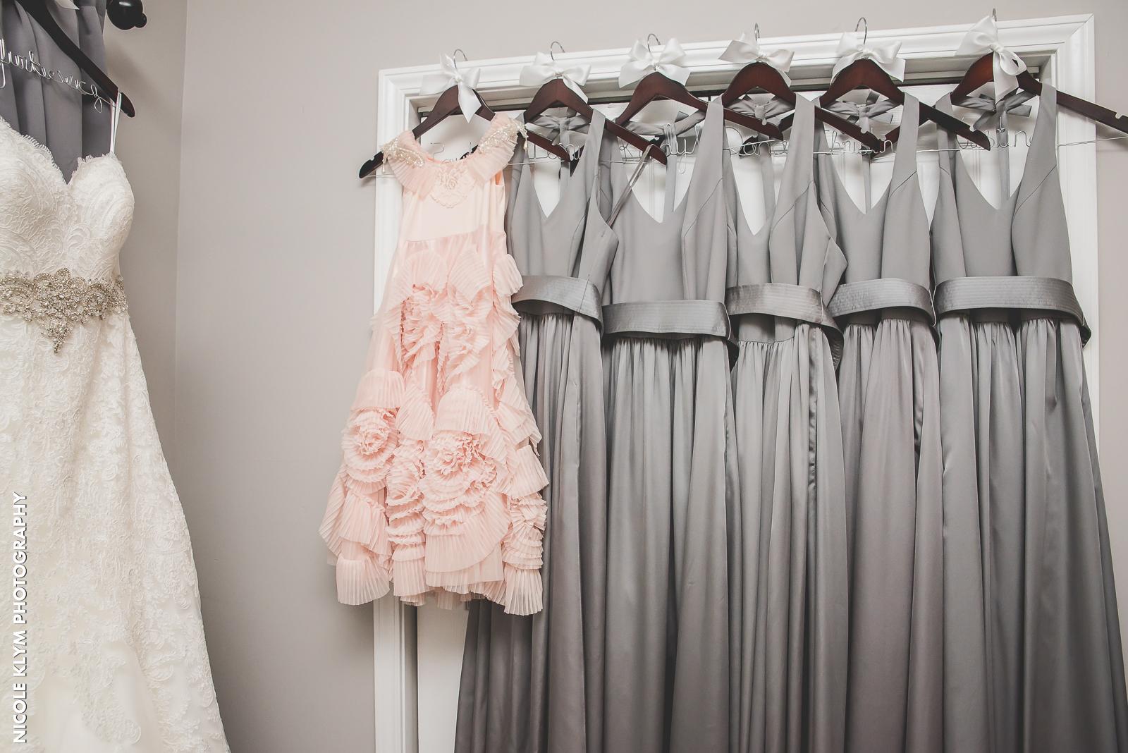 Flower Girl And Junior Bridesmaid Dress Ideas
