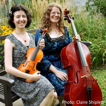 Violinist + Cellist - Fredericton Moncton Saint John