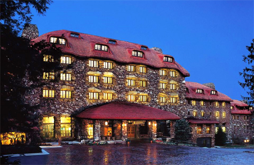 Omni Grove Park Inn Asheville North Carolina