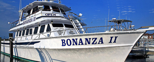 Bonanza II – 65′ Custom Headboat