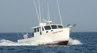 Karen Ann II – 35′ Custom Downeast