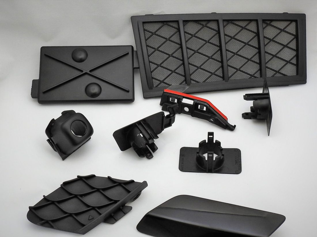 Automotive Markets Plastic Parts