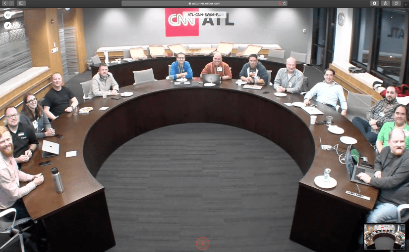 November Meetup at CNN