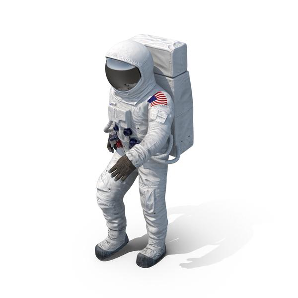 Astronaut NASA Spacesuit A7L PNG Images Amp PSDs For