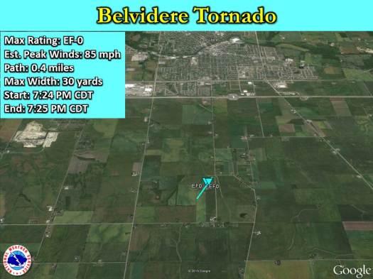 Belvidere Area Tornado