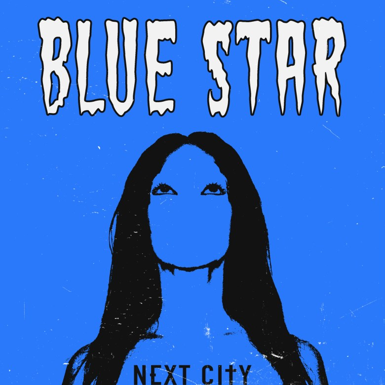 Next City - Blue Star - Cover Art