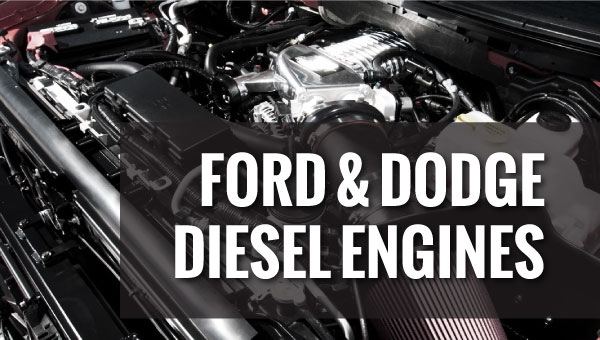Ford, Chevy and Dodge Diesel Repair