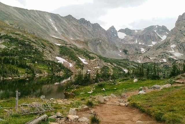 Top Backpacking Trails in the Indian Peaks Wilderness Area