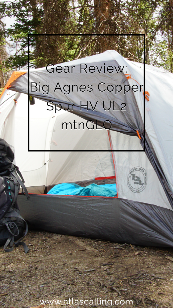 Copper Spur HV UL2 mtnGLO gear review
