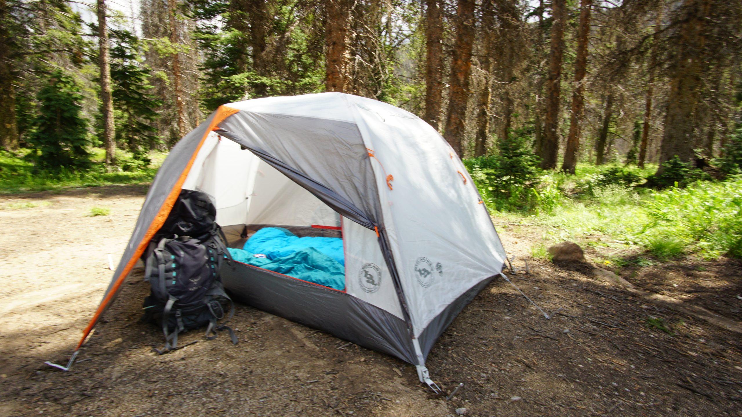 Review: Big Agnes Copper Spur UL2 mtnGLO
