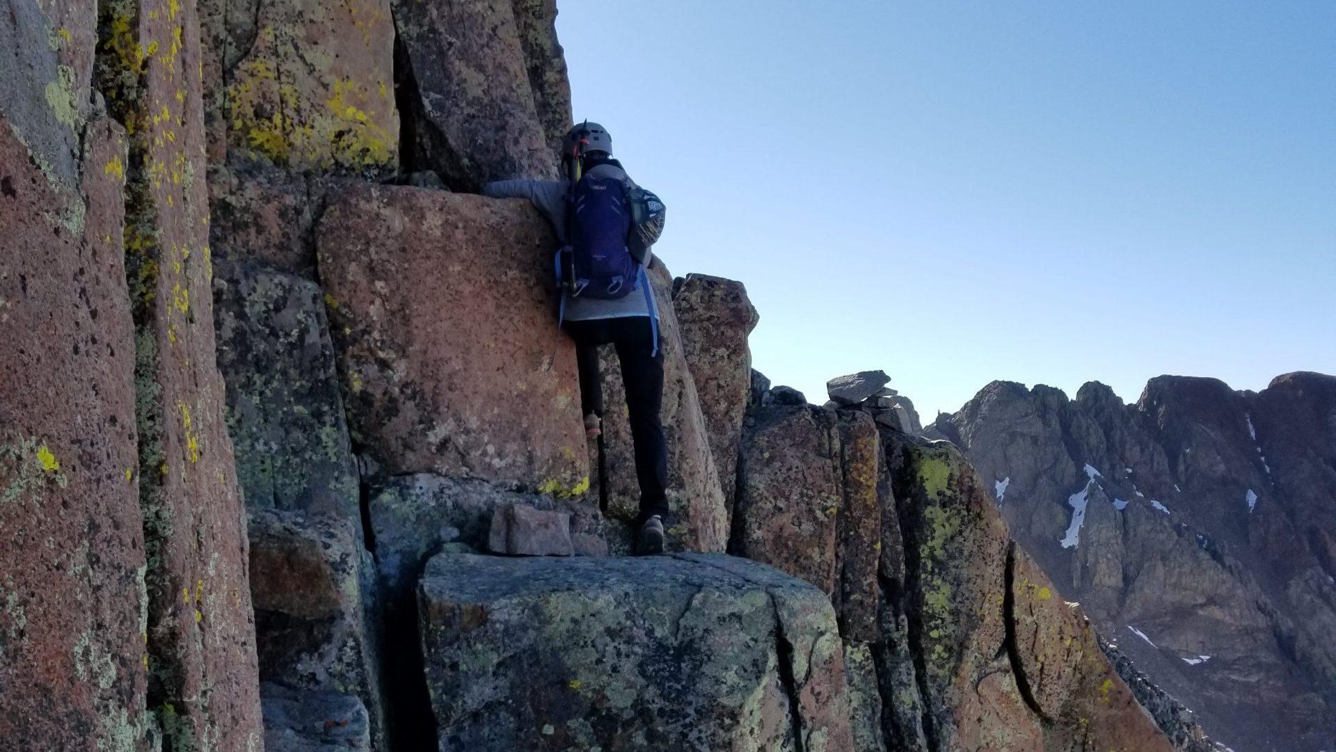 El Diente Mt Wilson Traverse: Climbing Colorado's 14ers