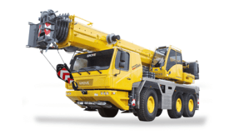 Grove All Terrain Mobile Crane 55 ton