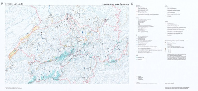 Water bodies I, overview