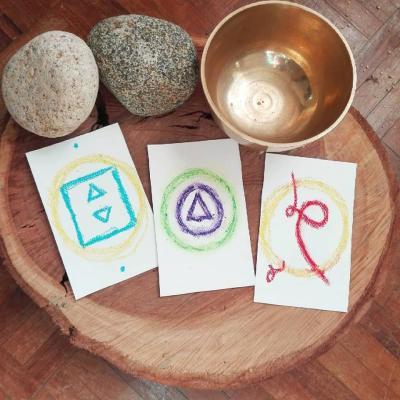 linguagem de luz simbolos de cura e resgate da alma