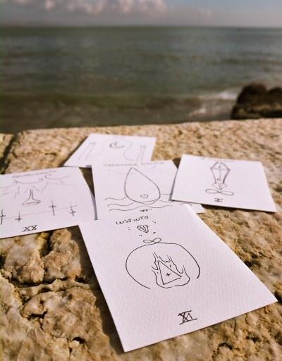 Tarot de bolso - atlas do ser o tarot para o dia a dia simplificado e simbólico 2