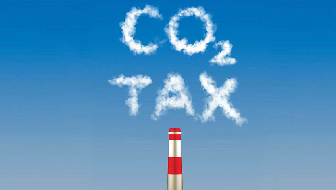Feature image for carbon tax
