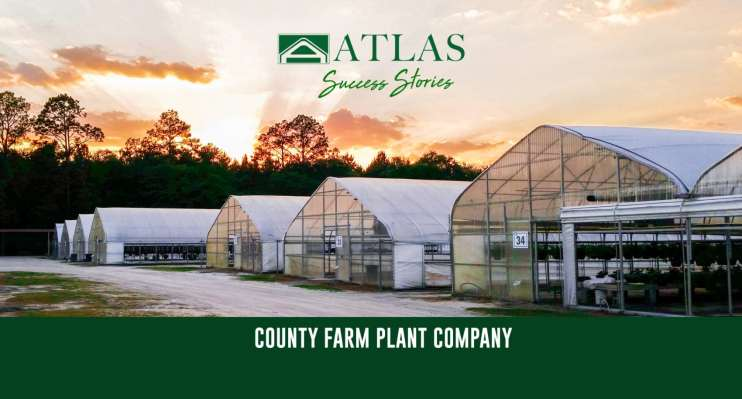 Greenhouses for Commercial, Educational & Hobby- Atlas