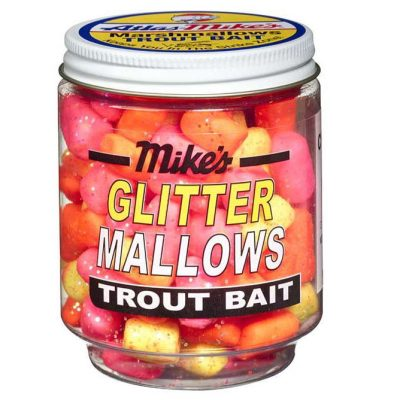 5223 Mike's Glitter Glo Mallows - Assorted/Cheese