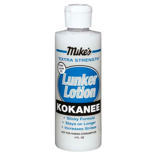 6519 Mike's Lunker Lotion - Kokanee