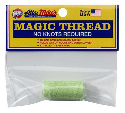 66017 Atlas Magic Thread (1 Spool/Bag) - Chartreuse