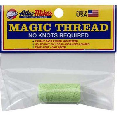 66017 Atlas Magic Thread (1 Spool/Bag) - Chartreuse
